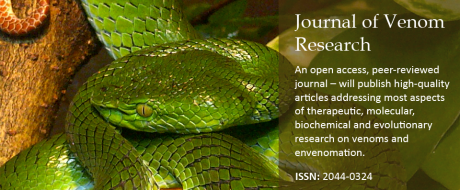 Journal of Venom Research